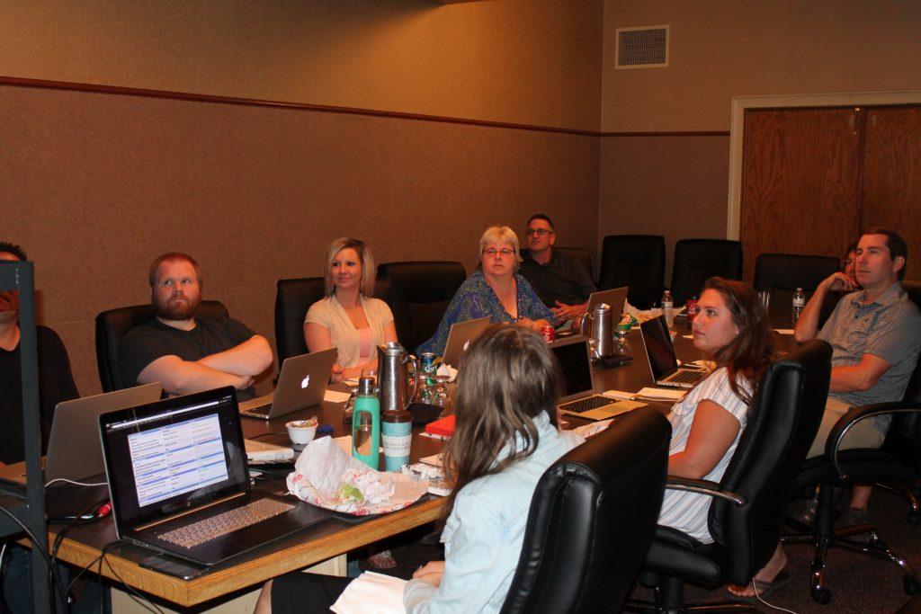 Mid-Year Retreat/Planning Session at Arrowwood Resort