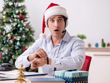 Prepare Your Call Center for the 2019 Holiday Spike